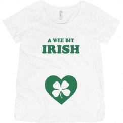 This Baby's A Wee Bit Irish