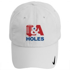 Q&A Holes Hat