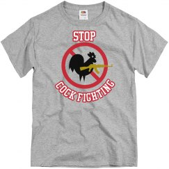 Stop Cock Fighting