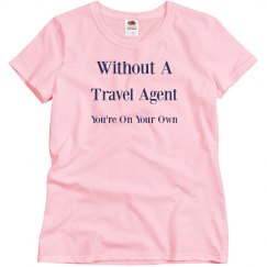 Without A Travel Agent