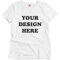 Create Your Own Design No Minimum