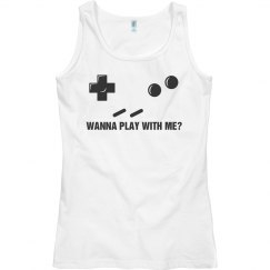 Wanna Play With Me?