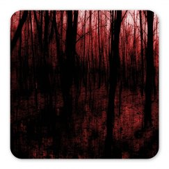 Bloody Woods Magnet