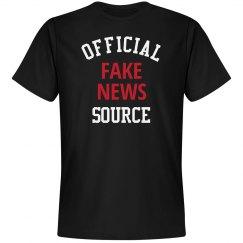 Funny Fake News Source
