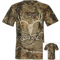 I got game 2016 (realtree)