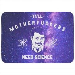 Science Funny Bathroom Decor