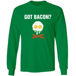 Got Bacon Long Sleeve