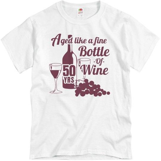Aged Wine