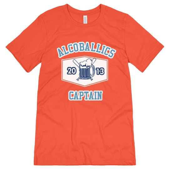 Alcoballic Softball Team
