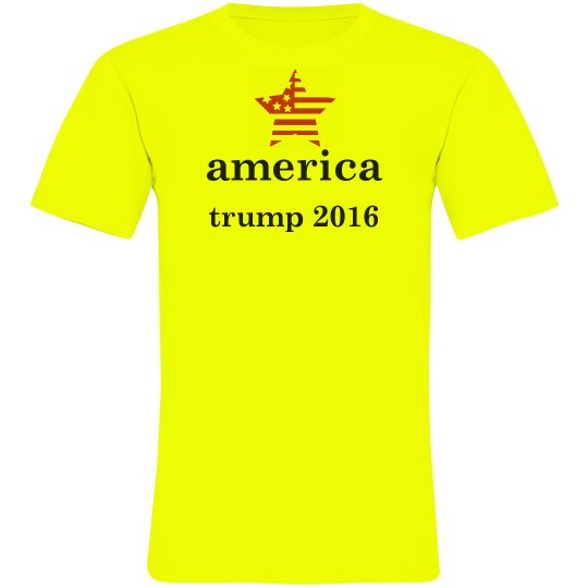 America Trump 2016