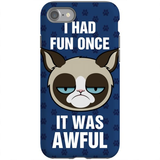 Awful Grumpy Cat