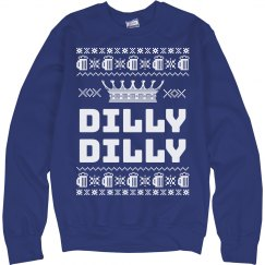 Dilly Dilly For The Xmas Beer