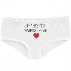 Funny Girlfriend Gift Panties
