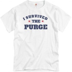 I Survived The Purge Election Year