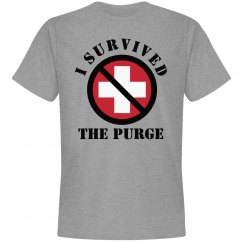 I Survived The Purge Shirt