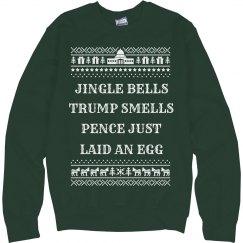 Funny Trump Jingle Bells Rhyme