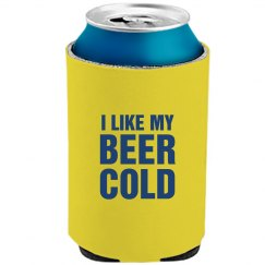 I Like My Beer Cold