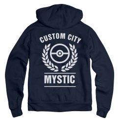 Custom Team Mystic Hoodie