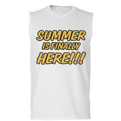Summer Is Finally Here!!!