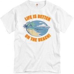 Life's Better On Da Beach