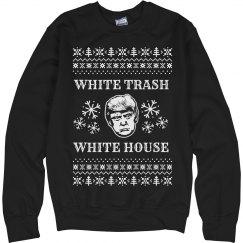 Trump White Trash White House