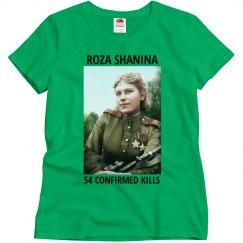 Rosa Shanina