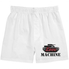 Love Machine Boxers