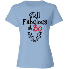 Still fabulous at 30