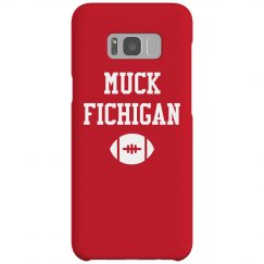 Muck Fichigan Phone Case
