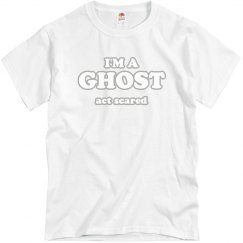 I'm A Ghost
