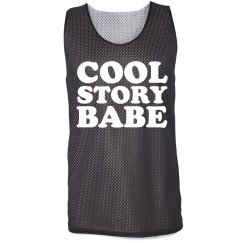 Bold Story Babe Pinnie