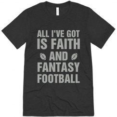 Faith And Fantasy Football