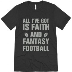 Faith And Fantasy Football