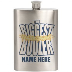 Biggest Boozer Flask