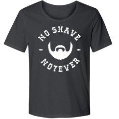 No Shave November Tee