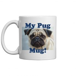 Upload Your Pug Mug