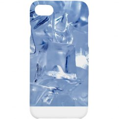 Cold Ice iPhone Case