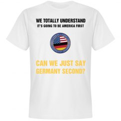 Germany Second