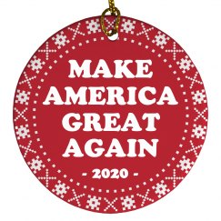 Make America Great Trump 2020