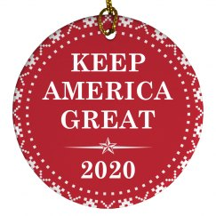 Keep America Great Trump 2020