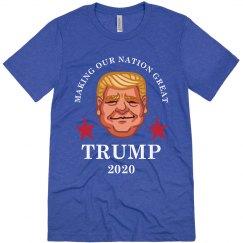 Trump Will Make Us Great Again