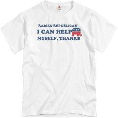Raised Republican