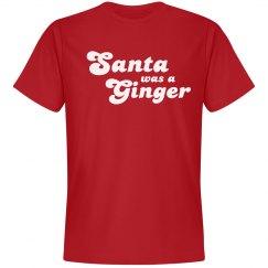 Santa Was A Ginger