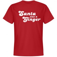 Santa Was A Ginger