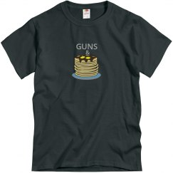 GUNS & PANCAKES (Men's)