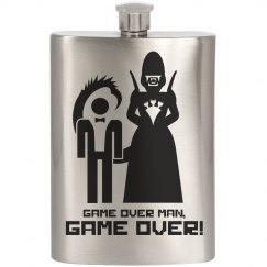 Game Over Bachelor Flask