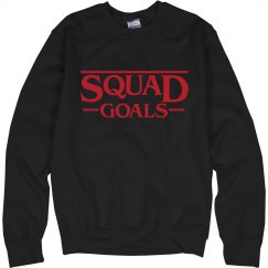 Indiana Squad Goals Sweatshirt
