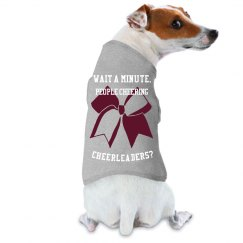 Pet fan shirt