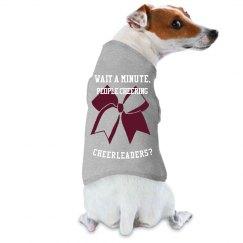 Pet fan shirt