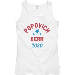 Popovich Kerr 2020 Ladies